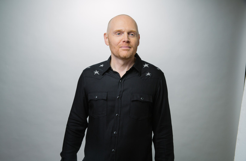 Stand-up comedian Bill Burr will be performing in Israel for his first time this May.  (photo credit: JOSEPH LLANES)