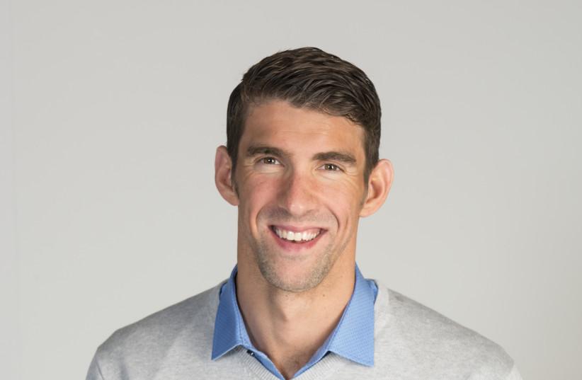 Michael Phelps (photo credit: RUDERMAN FAMILY FOUNDATION)