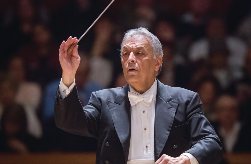 KHATIA BUNIATISHVILI and Zubin Mehta will collaborate on Mozart Piano Concerto no. 20, in D minor: 'Music is something that is very free.' (photo credit: ODED ENTEMAN/GAVIN EVANS)