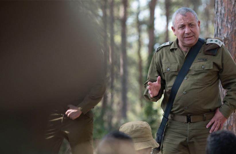 GADI EISENKOT: Still an enigma. (photo credit: IDF)