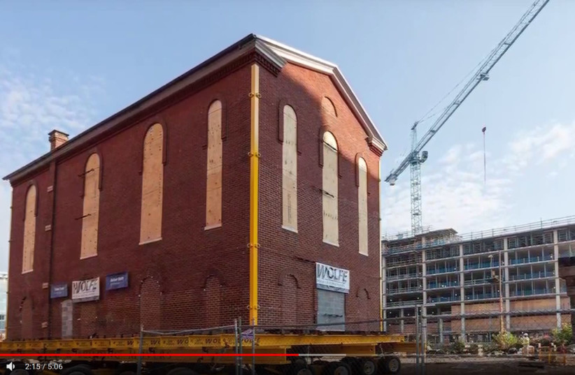 The new Capital Jewish Museum (photo credit: YOU TUBE)