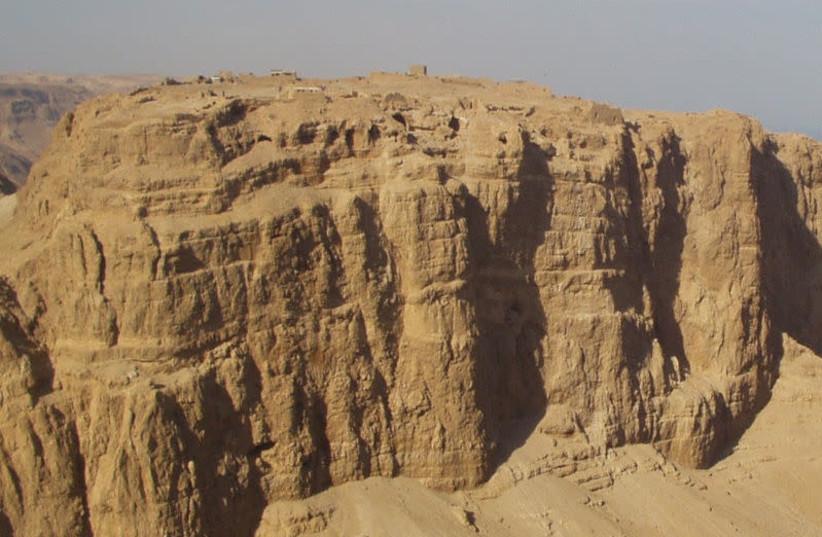 Masada (photo credit: EREZ SPEISER)