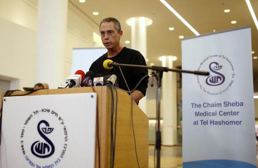 Gilad Sharon (photo credit: REUTERS/AMIR COHEN)