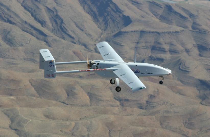 Aeronautics' Aerostar Tactical UAS  (photo credit: Courtesy)