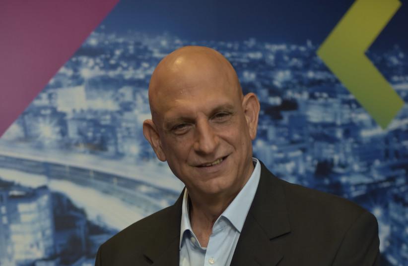 Israel Innovation Authority CEO Aharon Aharon (photo credit: Courtesy)