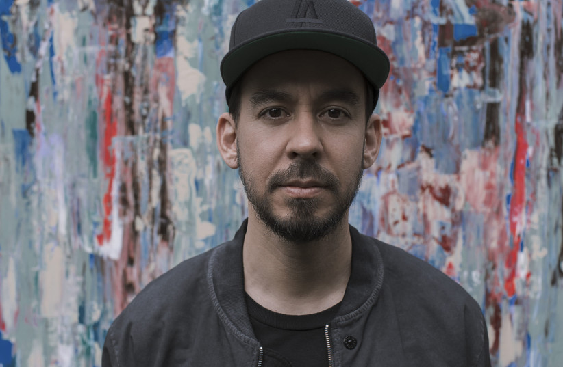 Mike Shinoda to release his debut solo album Post Traumatic (photo credit: FRANK MADDOCKS)