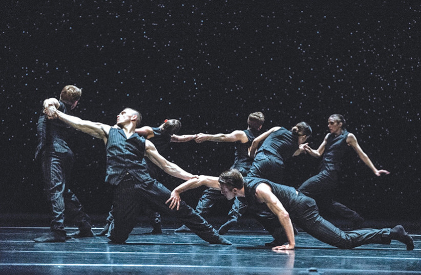 BALLET BC performs Saturday at the Suzanne Dellal Center as part of the CanaDanse festival (photo credit: WENDY D.)