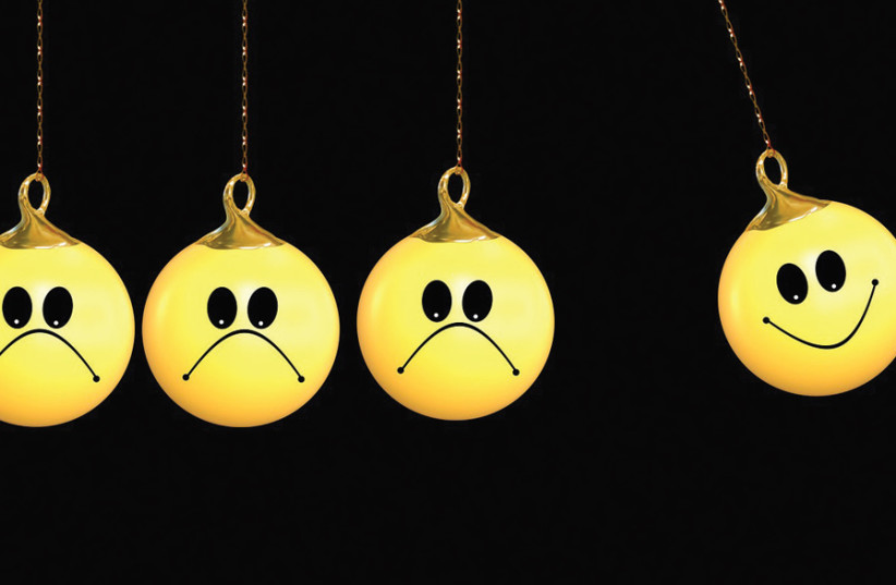 SELF-REGULATION is the ability to keep your emotions in check. (photo credit: PIXABAY)