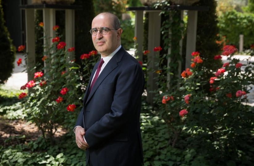 World Jewish Restitution Organization Chair of Operations Gideon Taylor (photo credit: COURTESY WORLD JEWISH RESTITUTION ORGANIZATION)
