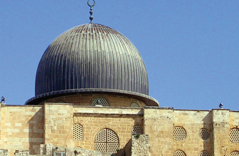 'THE HOLY KORAN states very clearly that the Holy Land, Jerusalem, belongs to the Jewish nation of Moses, the Israelites.' (photo credit: Courtesy)