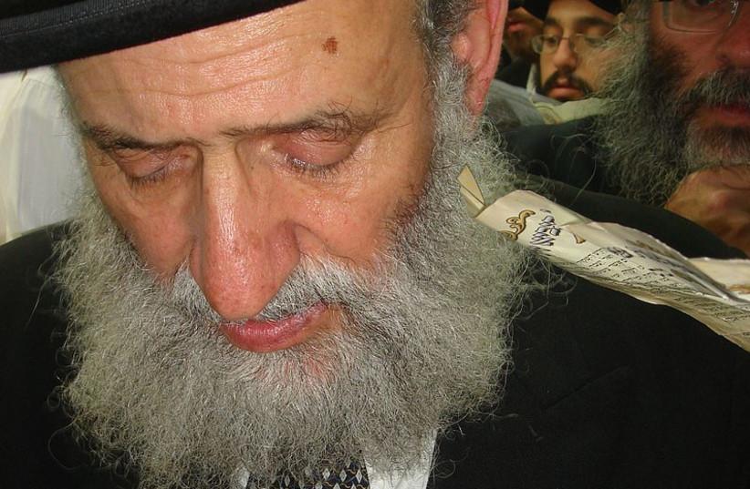 Rabbi Reuven Elbaz (photo credit: Wikimedia Commons)