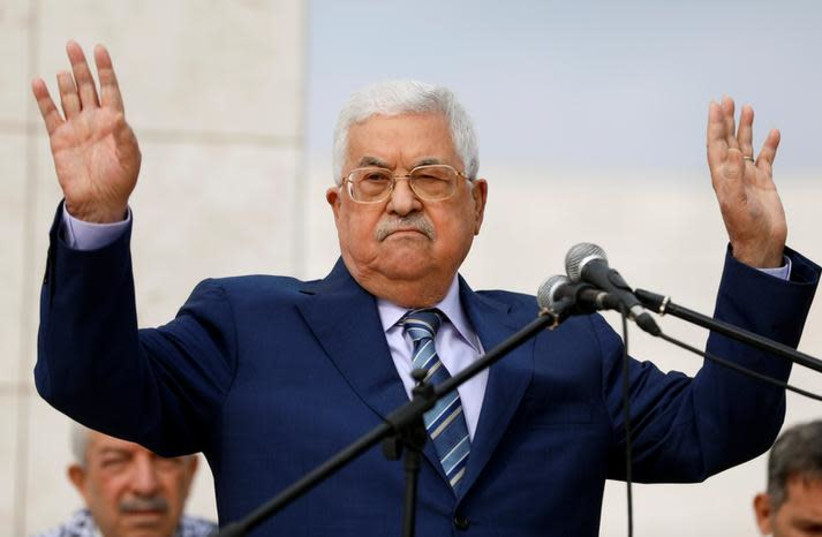 Abbas: Trump is a dog and son of a dog, I won't become a traitor - The Jerusalem Post