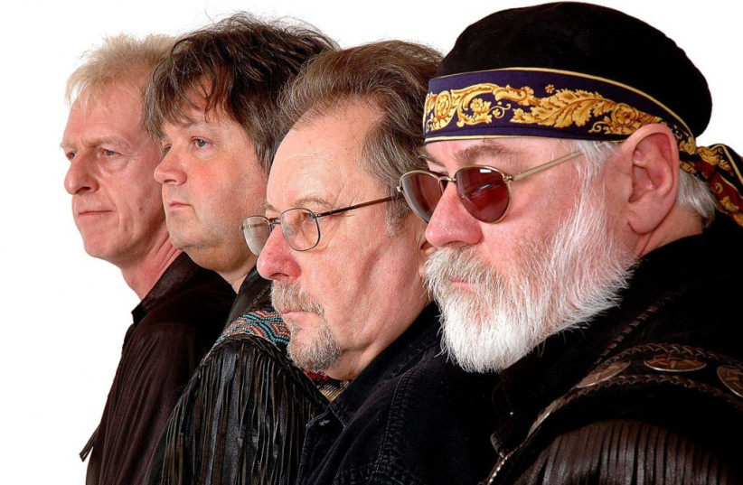 Creedence tribute band Creedence Clearwater Revived (photo credit: Courtesy)