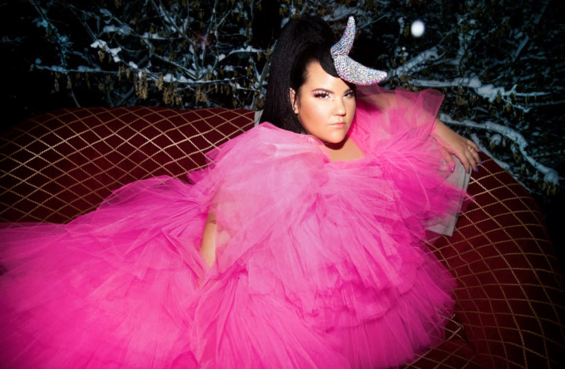 Netta releases her first post-Eurovision song. (photo credit: DANIEL KAMINSKY)