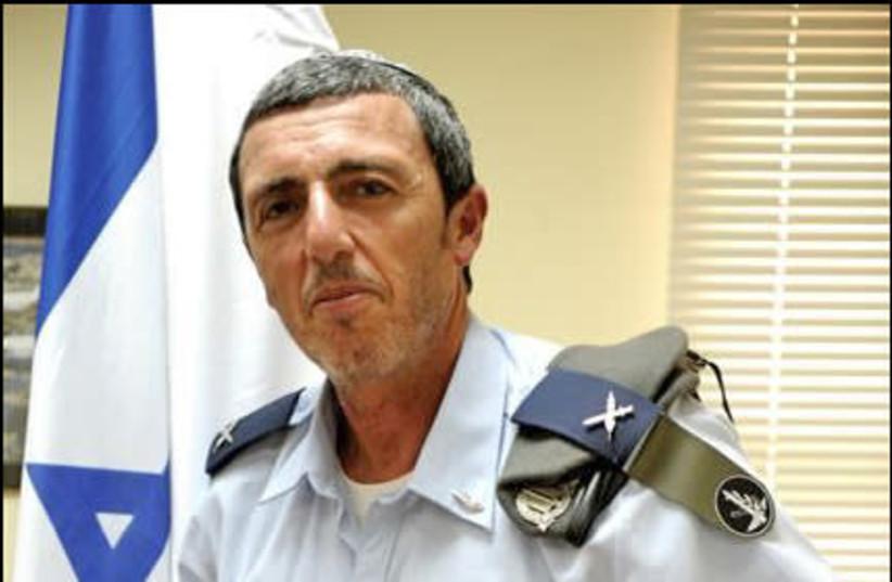 Rafi Peretz (photo credit: Wikimedia Commons)