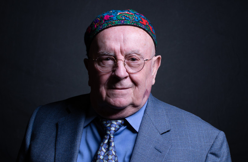 Jewish-American survivor of the Tree of Life shooting Judah Samet  (photo credit: Courtesy)