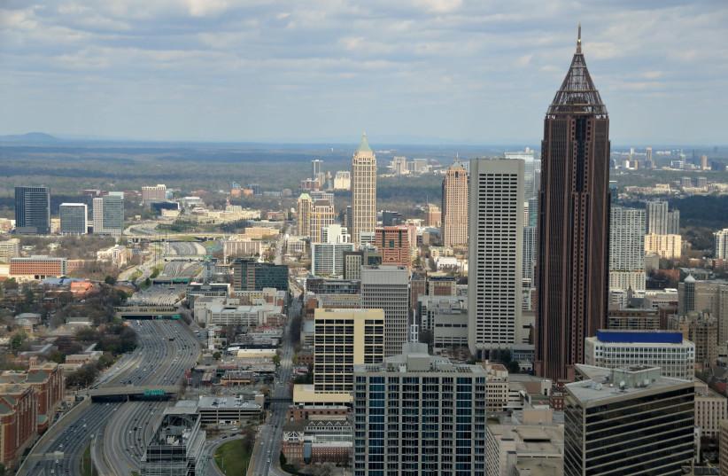 Downtown Atlanta (photo credit: PIXABAY)