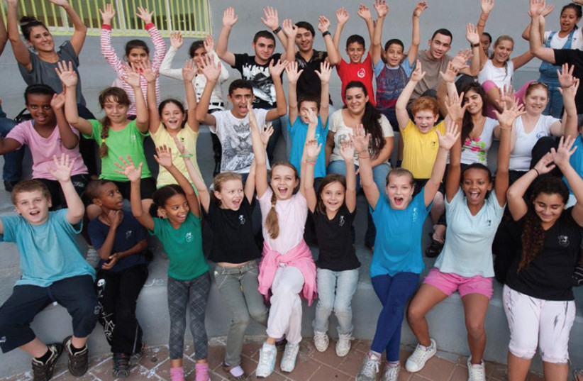 E4E RUNS 46 centers throughout Israel, serving more than 4,500 pupils who have the potential to shine, given half a chance. (photo credit: Courtesy)