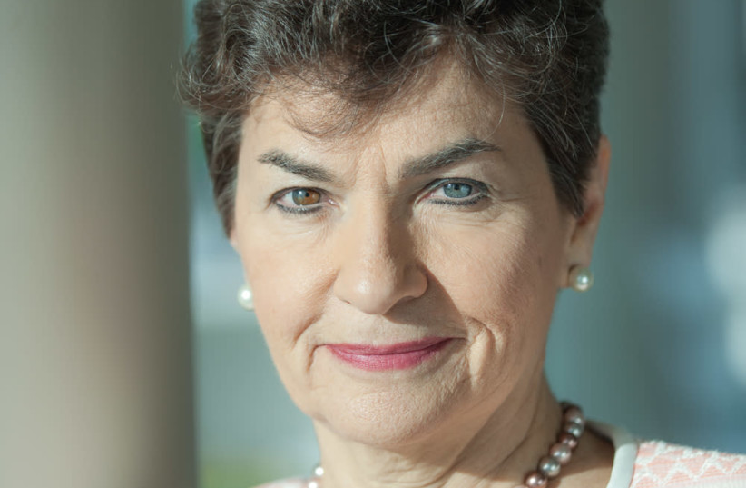 Christiana Figueres (photo credit: JULIEN PAQUIN)