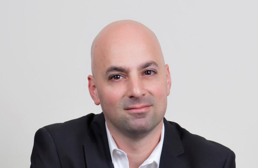 NeuroSense Therapeutics CEO and co-founder Alon Ben-Noon (photo credit: DAFNA BEN NUN)