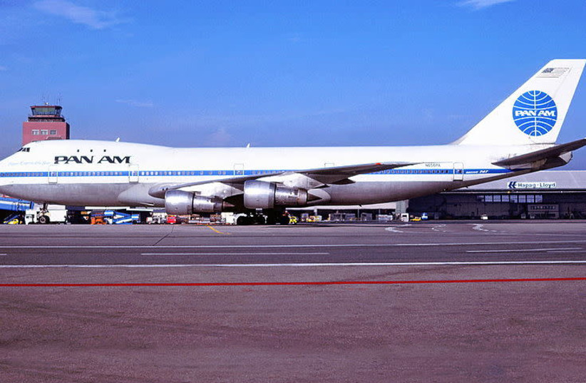On September 5, 1986, Pan Am Flight 73 was hijacked on the ground at Karachi Airport in Pakistan by Palestinian terrorists led by the Abu Nidal Organization (photo credit: WIKIPEDIA)