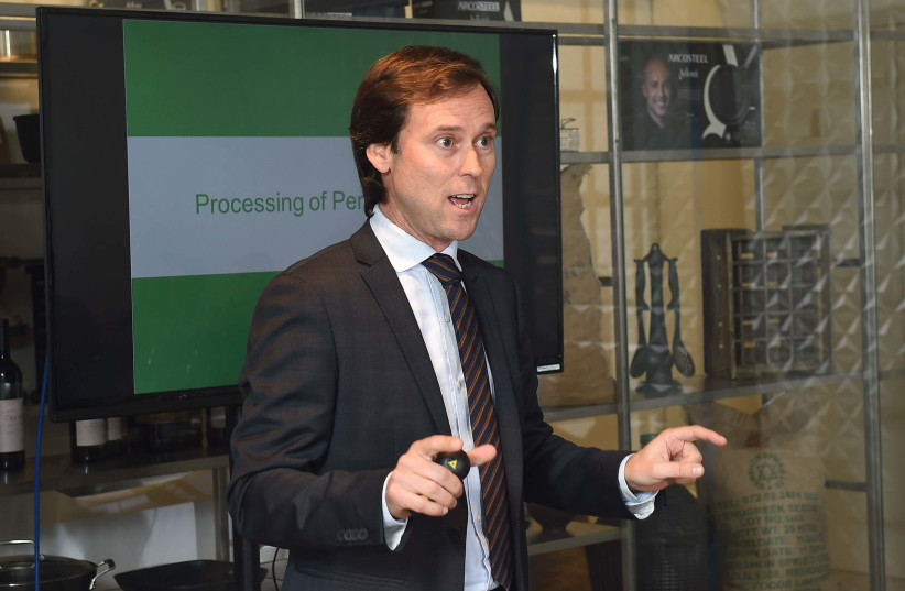 Prof. Patrick Van Eecke, partner and global co-chair of DLA Piper's privacy, data protection and security practice (photo credit: Courtesy)