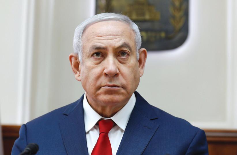 Benjamin Netanyahu (photo credit: REUTERS)