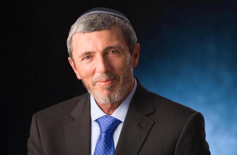Rabbi Rafi Peretz, the recently elected chairman of the Bayit Yehudi party (photo credit: BAYIT YEHUDI)