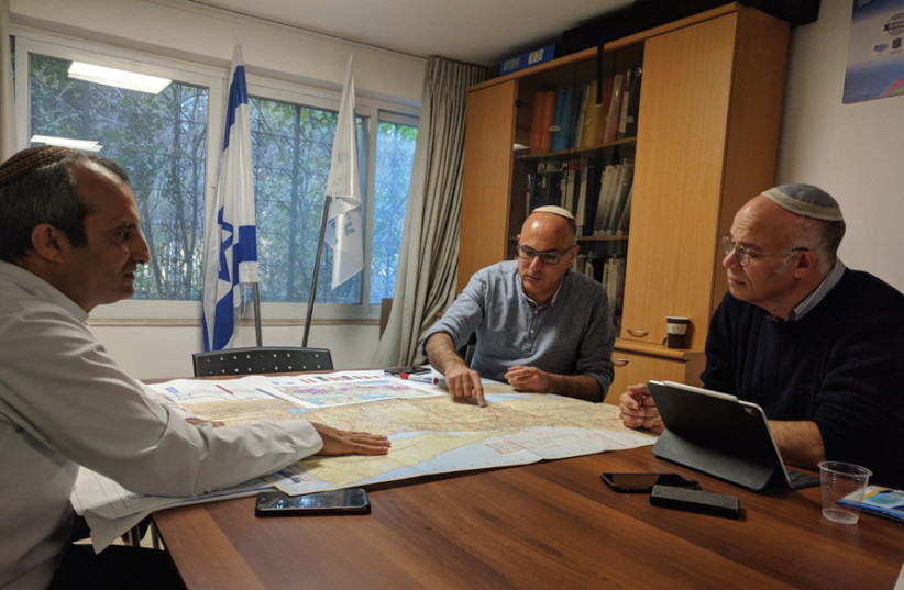 The Yesha Council's Vision for the Future (photo credit: Courtesy)