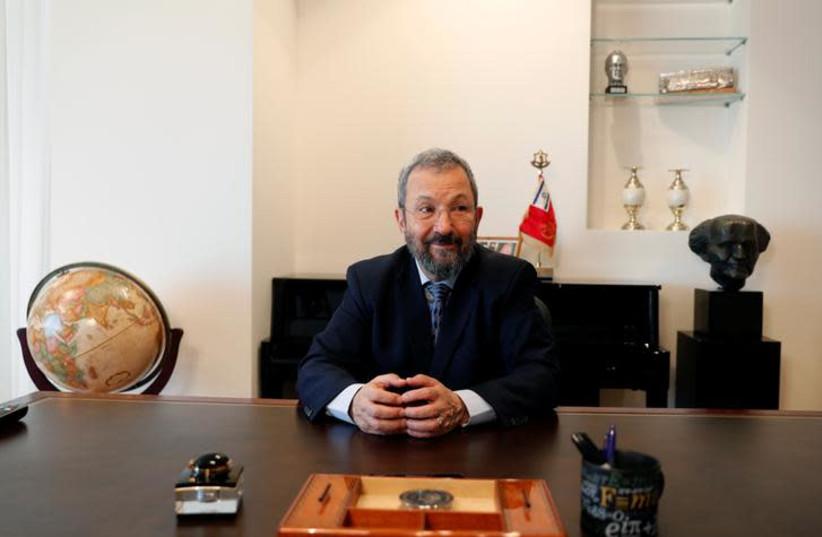 Ehud Barak (photo credit: RONEN ZVULUN/ REURERS)
