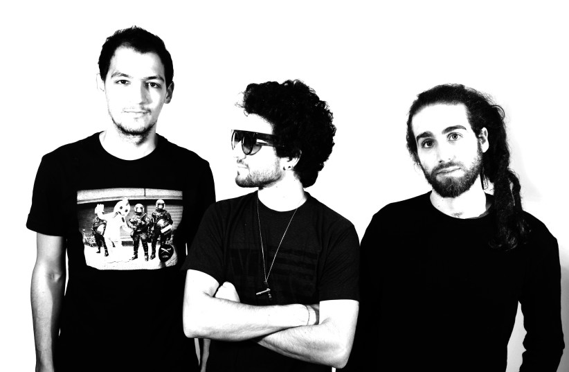 DAN MAYO (center) with his Tatran bandmates (photo credit: GAYA PHOTOS)