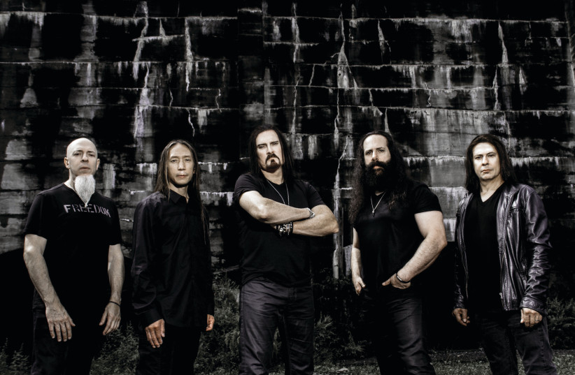 Dream Theater returns to Israel (photo credit: Courtesy)