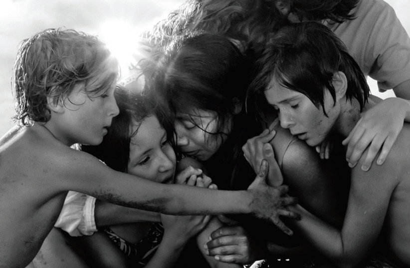ALFONSO CUARON'S frontrunner 'Roma.' (photo credit: Courtesy)