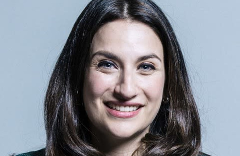MP Luciana Berger (photo credit: Courtesy)