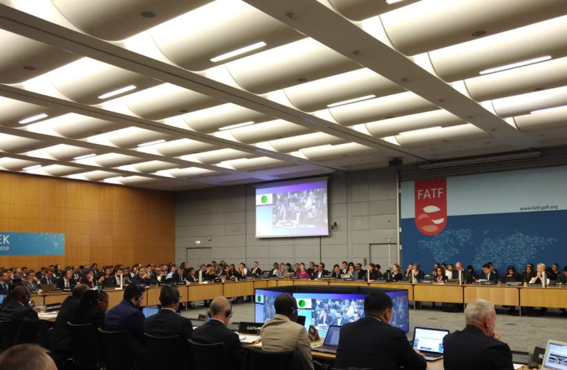 FATF conference (photo credit: Courtesy)