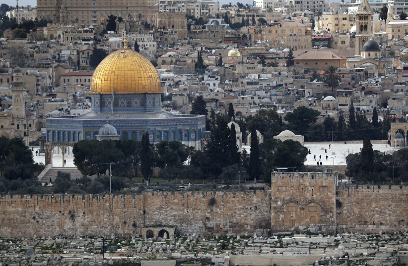 Jordan, PA accuse 'Jewish extremists' of storming Temple Mount