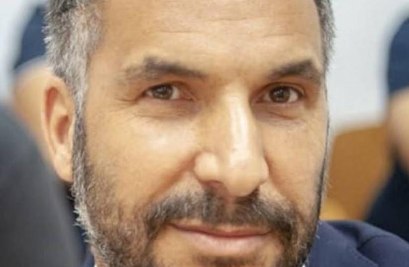 Tiberias mayor Ron Cobi (photo credit: FACEBOOK)