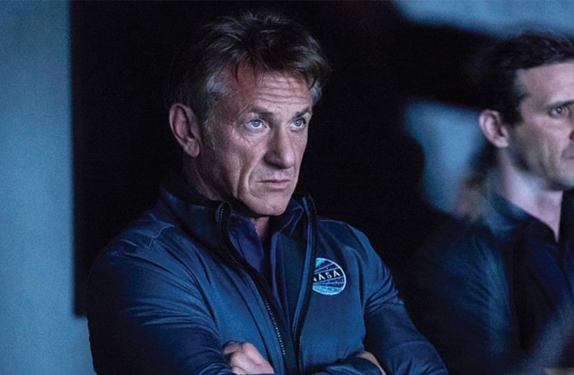 SEAN PENN in 'The First' (photo credit: Courtesy)