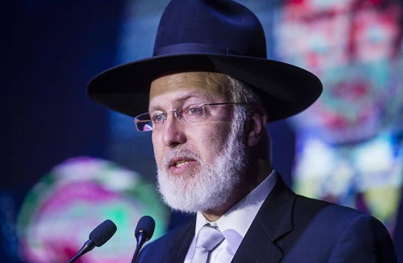 Gabriel Davidovich (photo credit: AMIA JEWISH COMMUNITY ORGANIZATION)