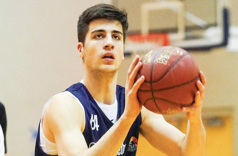 Deni Avdija, 18, has all the tools to become the next Israeli basketball player to play in the NBA (photo credit: REUTERS)