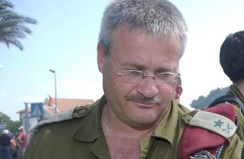 Former IDF Maj.-Gen. Israel Ziv. (photo credit: Wikimedia Commons)