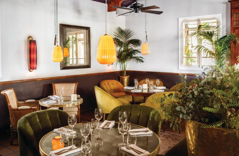 Cordero restaurant (photo credit: VLADI SOLO)