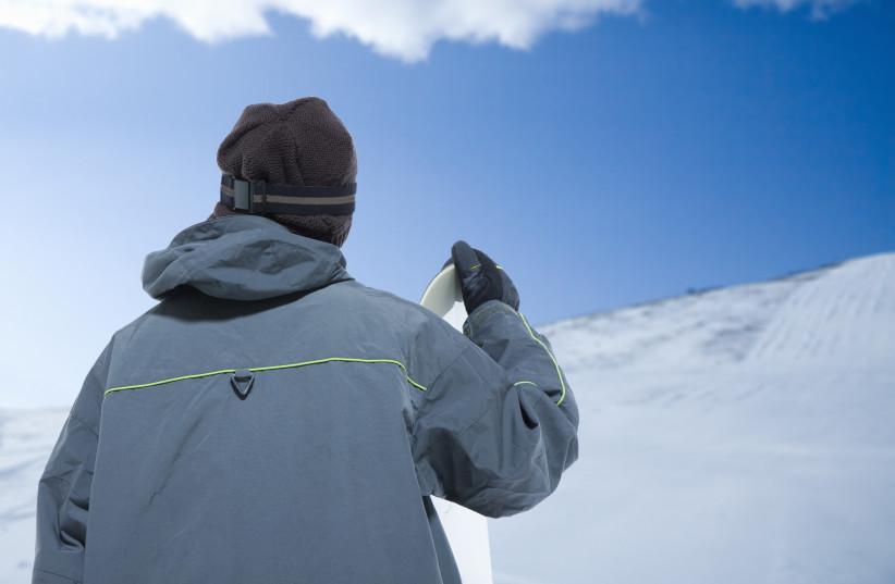 Snowboarding (Illustrative) (photo credit: INGIMAGE)