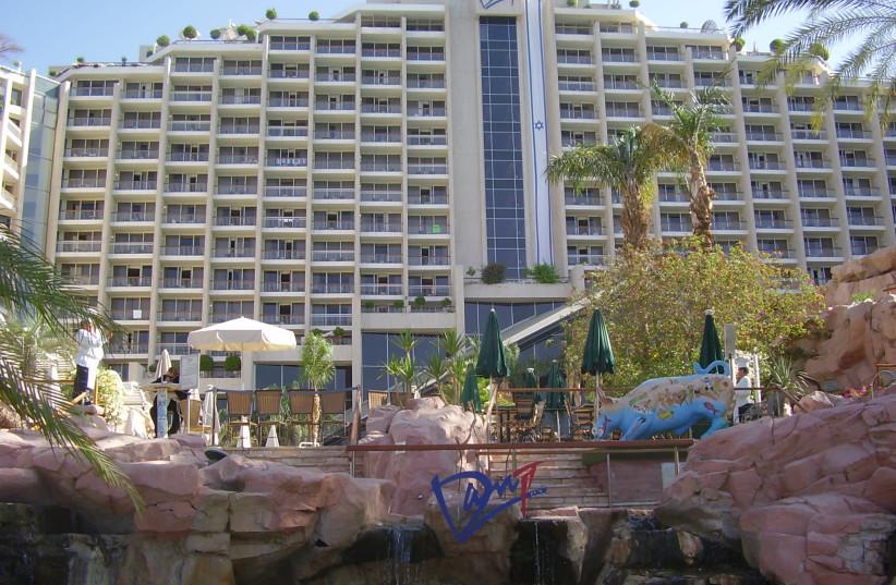 The Dan hotel in Eilat (photo credit: Wikimedia Commons)