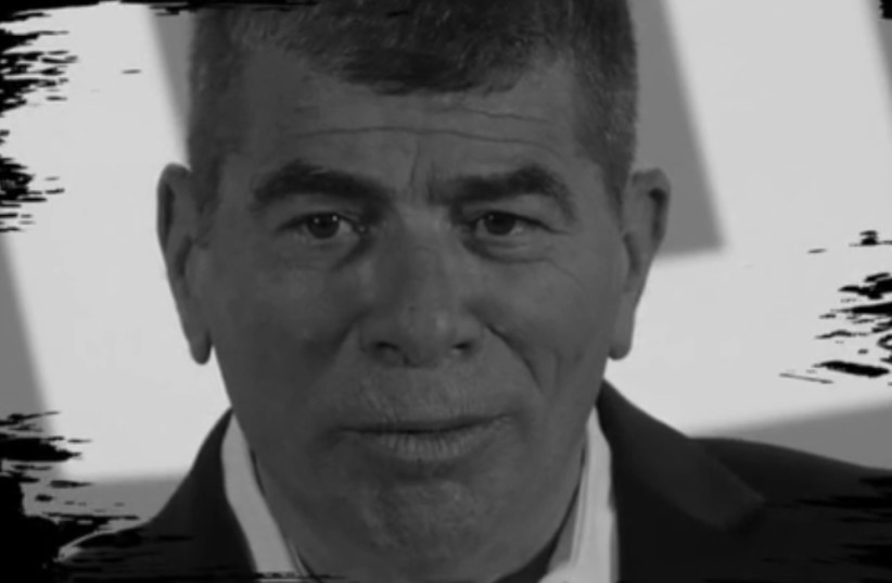 Blue and White politican and former IDF Chief of Staff Gabi Ashkenazi as shown in a Likud video released on Friday March 8 2019   (photo credit: SOCIAL MEDIA)
