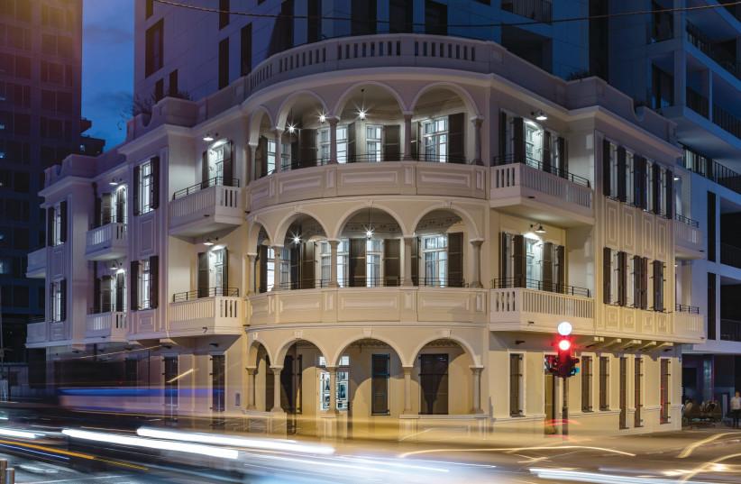 The Renoma in Tel Aviv (photo credit: Courtesy)