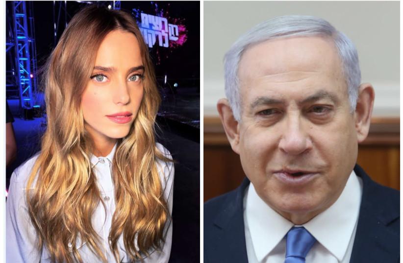 Rotem Sela (L) and Prime Minister Benjamin Netanyahu (R) (photo credit: WIKIMEDIA COMMONS & MARC ISRAEL SELLEM/THE JERUSALEM POST)