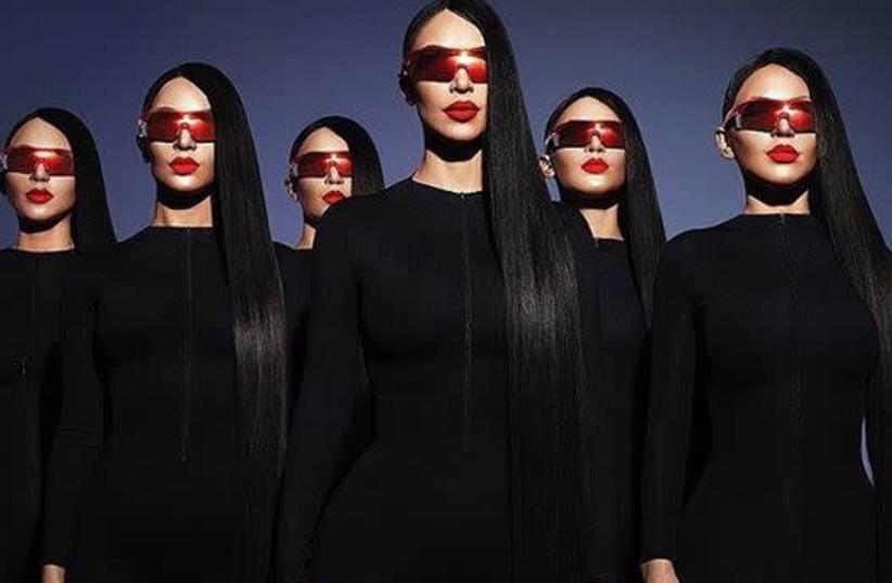 Kim Kardashian  (photo credit: SOCIAL MEDIA)