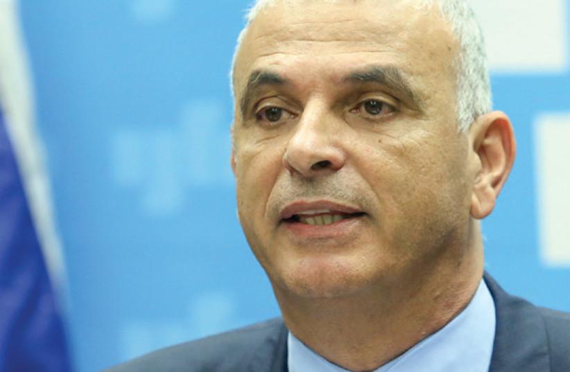 Finance Minister Moshe Kahlon (photo credit: MARC ISRAEL SELLEM)