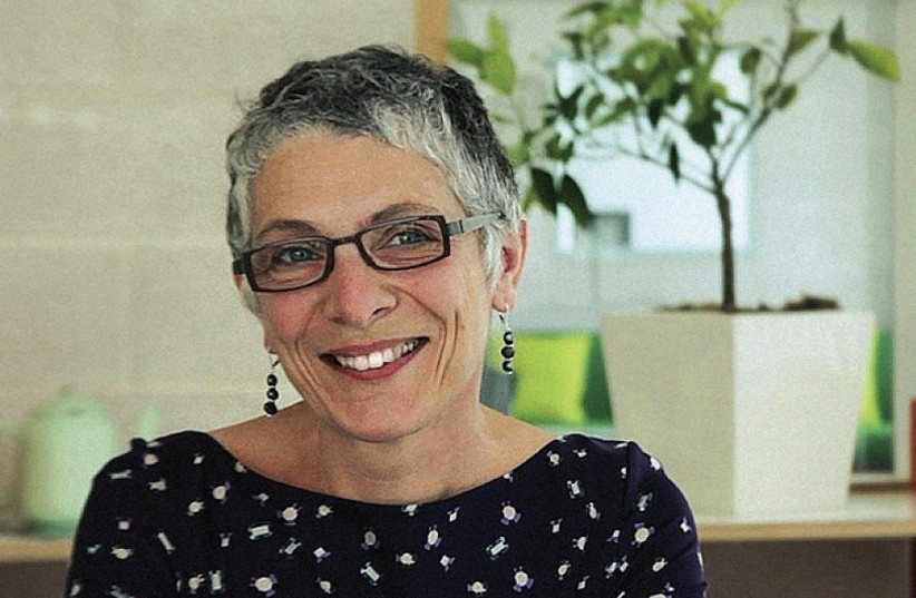 Melanie Phillips: If Israel were ever to go down, Britain and the West would be next in line (photo credit: Courtesy)